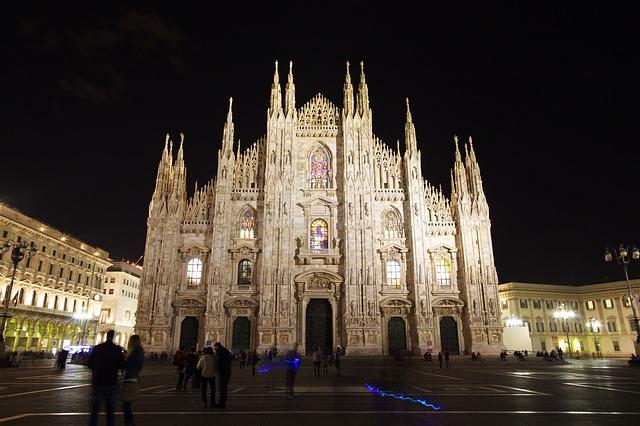 Cestovanie do Milána