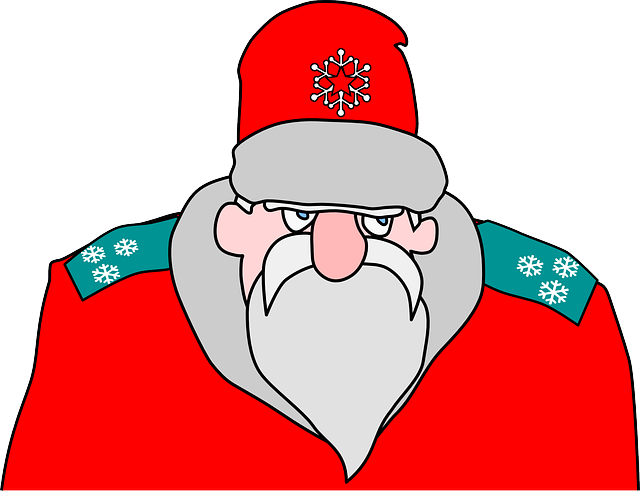 ruské vánoce