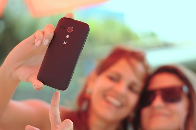 Doba, kedy sa všetká pozornosť venuje predovšetkým selfie a veci okolo sú druhoradé