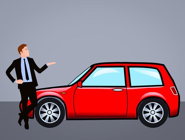 nákup auta