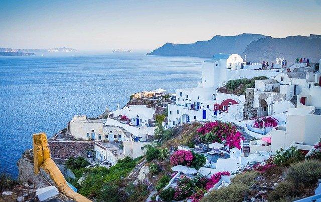 Očarujúce Grécke ostrovy