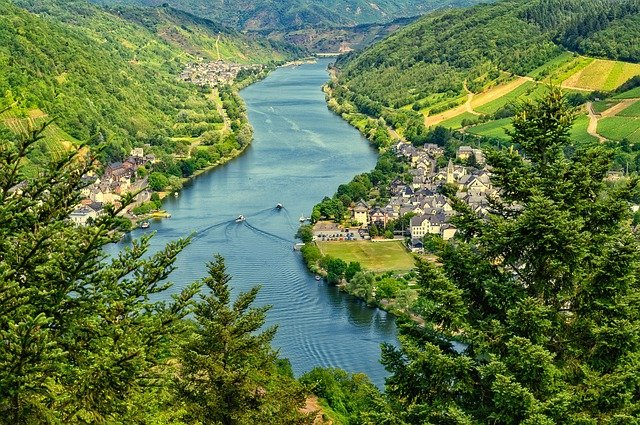 Miesta, ktoré sa v Nemecku oplatí navštíviť