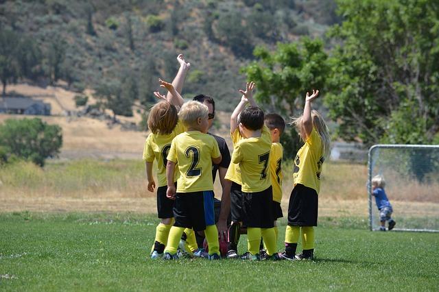 Priveďme deti k športu