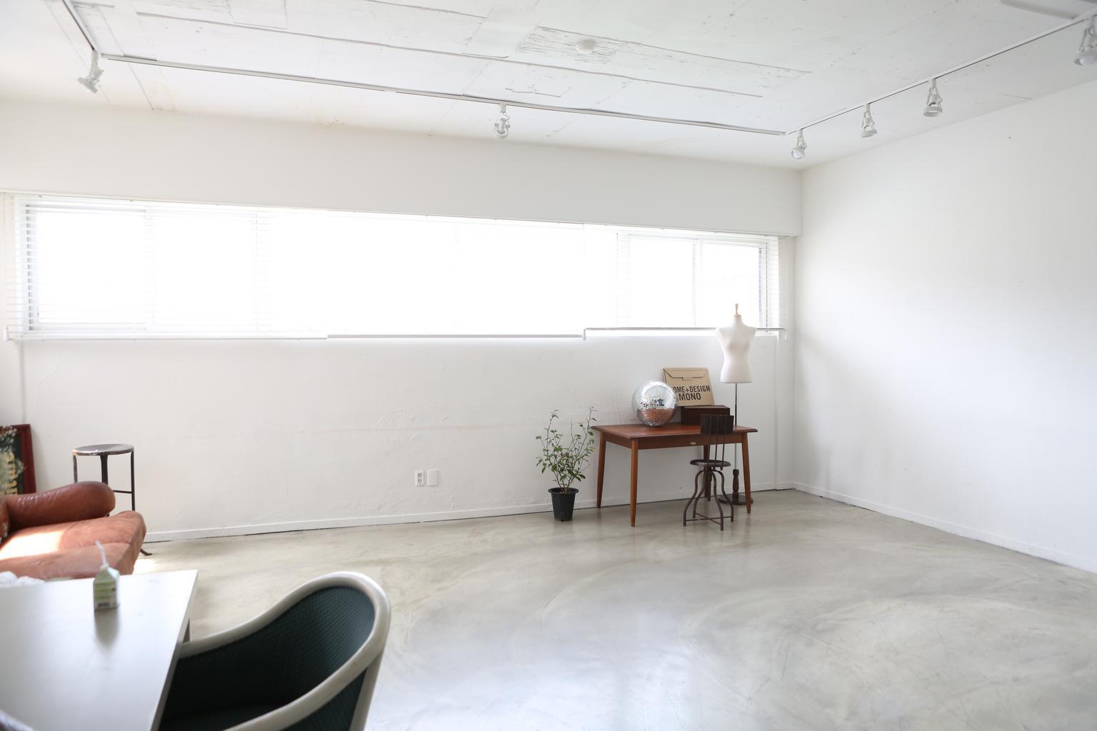 miestnosť, minimalizmus